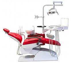 Стоматологическая установка AY-A3600 верхняя подача инструментов Праймед