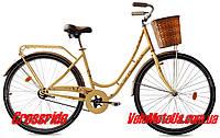 """Городской велосипед CROSSRIDE New age 28""""."""