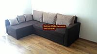 Угловой диван Миша велюр , фото 1