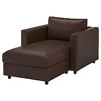 IKEA, VIMLE, Козетка, темно-коричневый (592.983.34)(S59298334) ВИМЛЕ ИКЕА