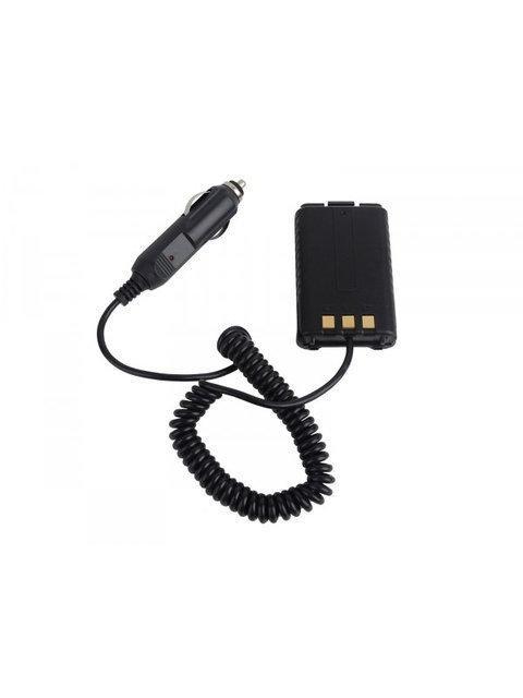 Автомобільний адаптер живлення рації Baofeng UV-5R, емулятор акб BL-5
