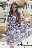 Женское летнее платье №493-1 (р.42-46), фото 1