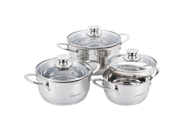 Набор посуды  Maestro MR 3510-6 L