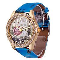Часы женские кварцевые Орлеан Blue 72658