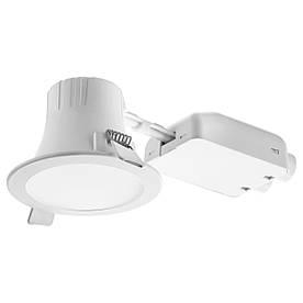 IKEA, LAKENE, Скрытый LED прожектор, молочный (903.322.41)(90332241) ЛАКЕНЕ ИКЕА