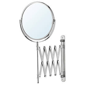 IKEA, FRACK, Зеркало, нерж. сталь (380.062.00)(38006200) ФРАК ИКЕА