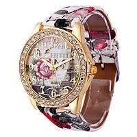 Часы женские кварцевые Орлеан Grey 72659