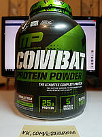 Протеин, MusclePharm Combat Protein Powder 1814г, фото 1