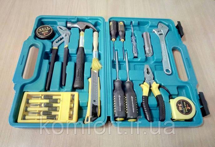 Набор инструментов AN-228 в кейсе 22 предмета, фото 2