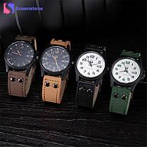 Мужские наручные часы Military Soki Green 72662, фото 3