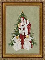 Схема Рождественская песня / Song of Christmas Lavender & Lace (LL46)