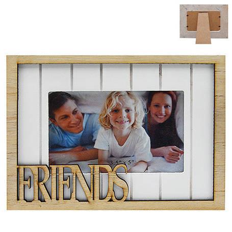 """Рамочка для фотографий """"Friends"""" 19*15см, фото 2"""