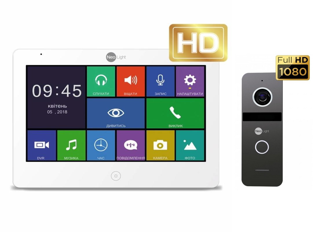 Комплект NeoLight MEZZO HD и NeoLight Solo FHD Graphite