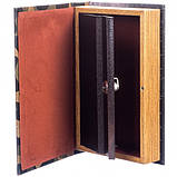 "Книга-сейф ""Птичка"" (22*16*7 см) тайник с ключом, фото 3"