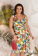 Женское летнее платье №458-2 (р.46-54), фото 1