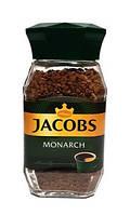 Jacobs. Кофе растворимый Monarch 48 г в стеклянной банке (7622210321831)