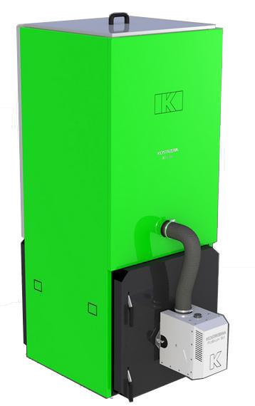 Твердотопливные котлы Kostrzewa Mini Bio Luxury 10 кВт (Польша)
