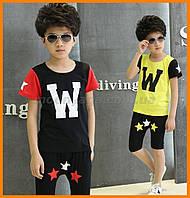 Детские спортивные костюмы летние