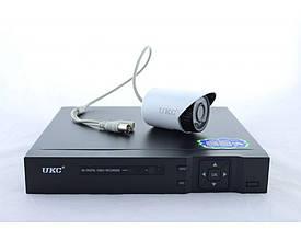 Комплект видеонаблюдения на 4 Камеры DVR KIT CAD D001 2mp\4ch
