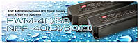 Компания Mean Well расширяет линейку и представляет серию источников питания NPF-40/60, NPF-40D/60D и PWM-40/60