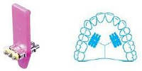 Средний винт на верхнюю и нижнюю челюсти Leone (Леоне) А0803-11