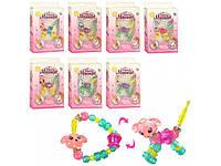 Браслет 2в1 игрушка-украшение бижутерия для девочек
