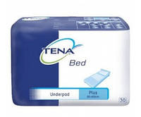 Одноразовые пеленки Tena Bed Plus 60*60 (30 шт) тена