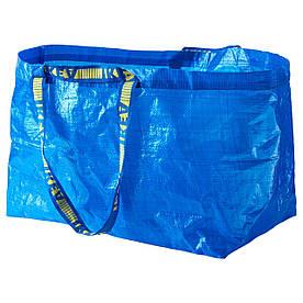 IKEA, FRAKTA, Сумка, большая, синий (172.283.40)(17228340) ФРАКТА ИКЕА