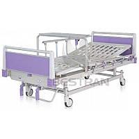 2-Колінне Механічне Лікарняне ЛіжкоBT-AM211 Праймед