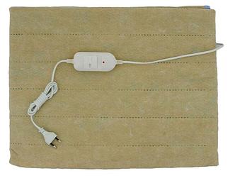 Электропростыня YASAM 120x160 - Туреччина (Електро простирадло - термошов - байка) T-54990