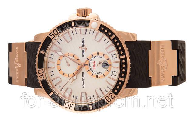 Точная копия швейцарских наручных часов Ulysse Nardin Maxi Marine Diver U1968