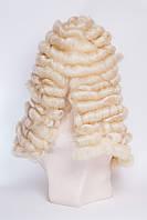 Парик судьи, цвет белый