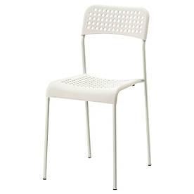 IKEA, ADDE, Стул, белый (102.191.78)(10219178) АДДЕ АДЕ ИКЕА