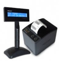 Фискальный регистратор MG-P800 TL с индикатором(есть автообрезка) и блоком питания