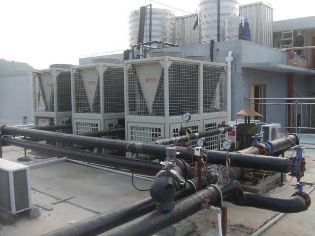 Обоснование применения тепловых насосов воздух-вода для систем отопления и горячего водоснабжения