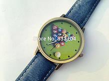 Кварцевые часы Джинс Бильярд 20181, фото 3