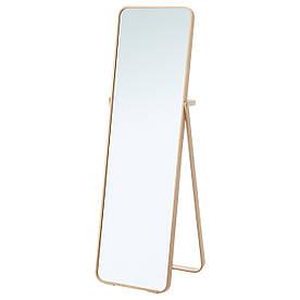 IKEA, IKORNNES, Зеркало напольное, ясень, 52x167 см (302.983.96)(30298396) ИКОРННЕС ИКОРНЕС ИКЕА