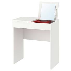 IKEA, BRIMNES, Туалетный столик, белый (702.904.59)(70290459) БРИМНЕС ИКЕА
