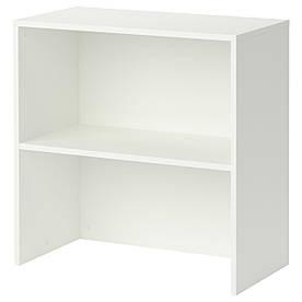 IKEA, GALANT, Дополнительный модуль, белый, 80x80 см (402.064.76)(40206476) ГАЛАНТ ИКЕА