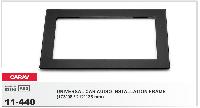 Рамка переходная Carav 11-440 универсальная под подрезку 2DIN