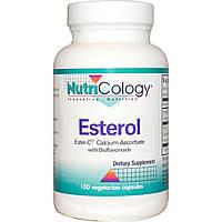 Витамин С (Vitamin C)  Эстер С проантоцианидины Nutricology 100 капсул