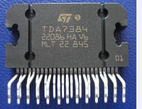 Микросхема TDA7384