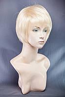 Парик пышный №10,цвет классический блонд