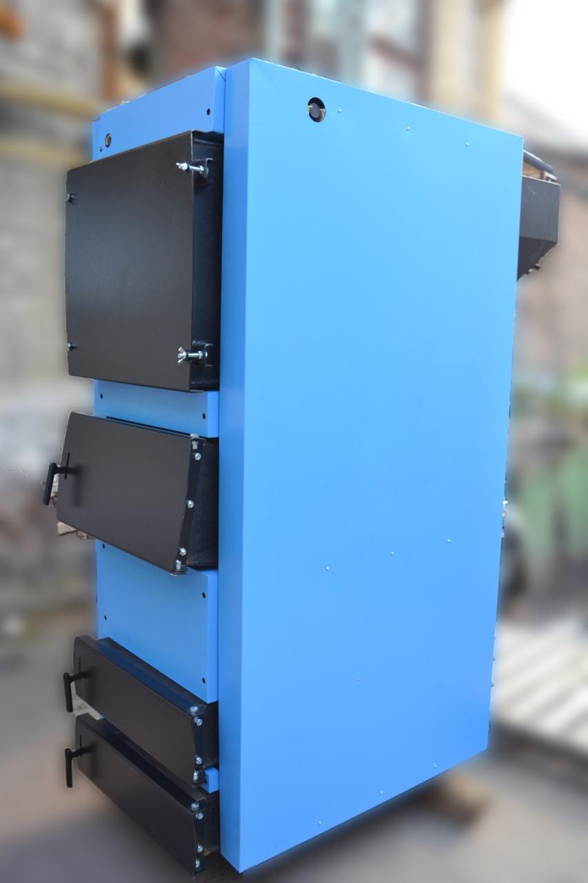 Твердотопливный котел ТТ - 80 Smart MW