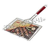 Барбекю TORNADO для овочів 31*45 см, решітка для грилю, решетка для гриля
