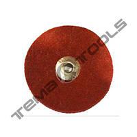 Круг фетровый Ø30x3 красный для полировки