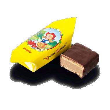 """Белорусские шоколадно-вафельные конфеты """"Красная шапочка"""" ТМ Коммунарки"""