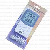 Измерители температуры и влажности, термогигрометры