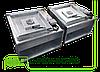 Вентилятор канальный прямоугольный с назад загнутыми лопатками C-PKV-BC-RC
