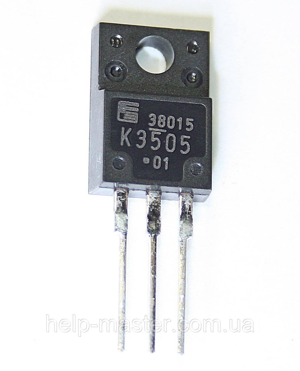 Транзистор 2SK3505 (TO-220F)